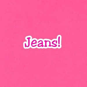 Denim - Jeans!